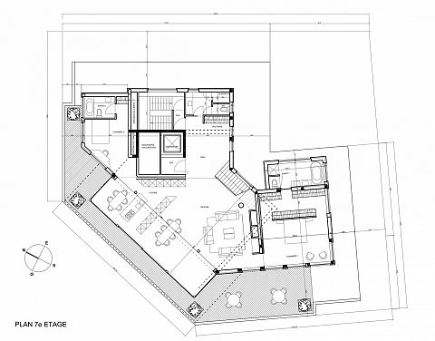 benoit hoyas architecture design loft ist. Black Bedroom Furniture Sets. Home Design Ideas